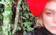 تیپ متفاوت سحر قریشی در سفرش به خارج از کشور