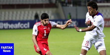 باشگاه شارجه امارات قرارداد مدافعش را تمدید کرد