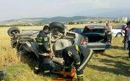 تصادف پژو با پراید در دهلران سه کشته و دو مصدوم برجا گذاشت