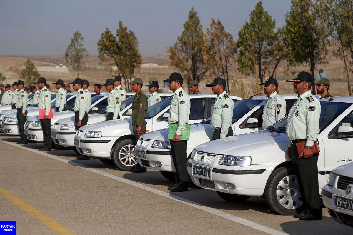 برنامههای خاص پلیس راهور تهران بزرگ در ایام هفته