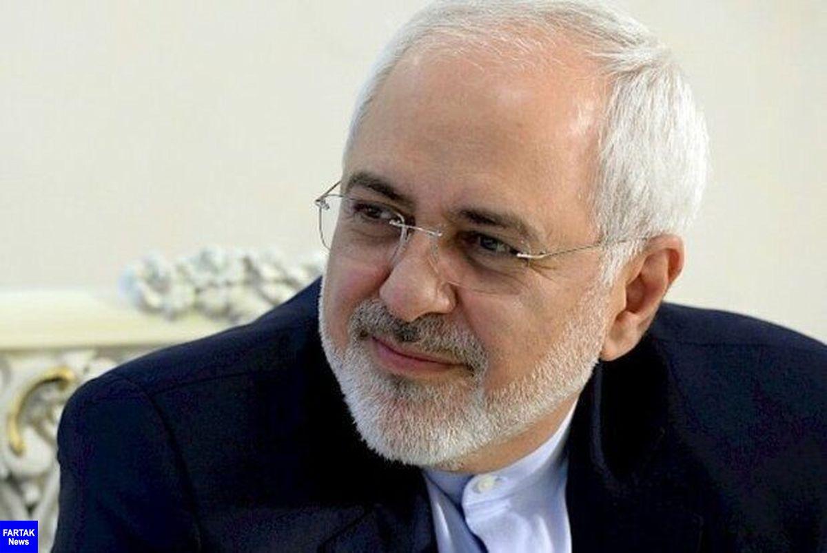 پیام تبریک ظریف به وزیر امورخارجه بلاروس