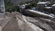 در سیلاب اخیر استانهای همجوار به لرستان کمک نکردند