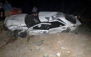 ۶ کشته و مصدوم در تصادف مرگبار پراید و زانتیا