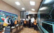 مانور پدافند غیرعامل در شرکت توزیع برق استان کرمانشاه