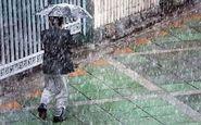 تداوم بارش برف و باران تا چهارشنبه/ ورود سامانه بارشی جدید به کشور