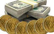 قیمت طلا، قیمت دلار، قیمت سکه و قیمت ارز امروز ۹۶/۱۲/۰۳