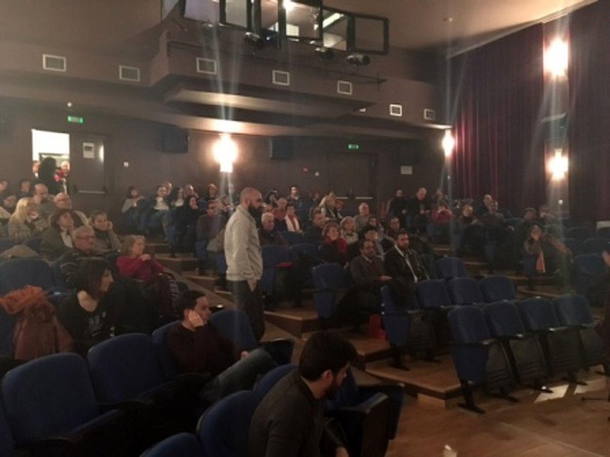 شب سینما و هنر ایران'در آتن برگزار شد/ استقبال مردم و هنرمندان یونان