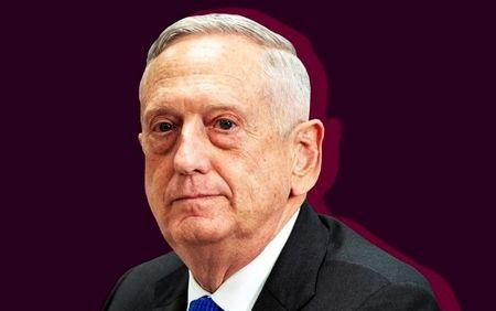 ماتیس شایعات درباره کنارهگیری از وزارت دفاع آمریکا را رد کرد