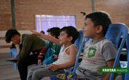 اختصاصی/ اقدام ارزنده بانک شهر برای کودکان زلزله زده/ پخش فیلم های جشنواره کودک ونوجوان در سرپلذهاب