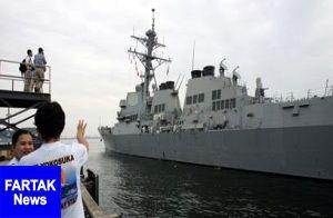 حضور ناو جنگی آمریکایی در دریای سیاه برای مقابله با روسیه