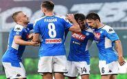 ناپولی از جنوا به رده پنجم جدول برگشت/ فیورنتینا به یک امتیاز قناعت کرد