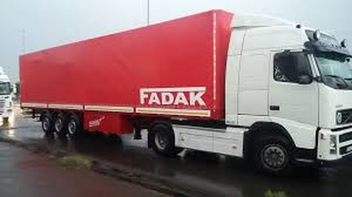 503میلیون تومان کالای قاچاق فقط در داشبورد کامیون