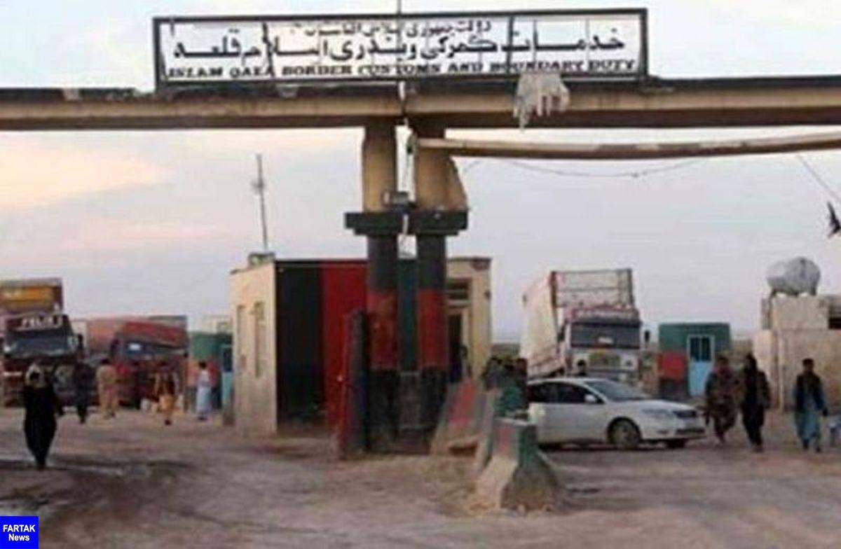 منابع خبری:طالبان گمرک اسلام قلعه در مرز ایران را تصرف کردند