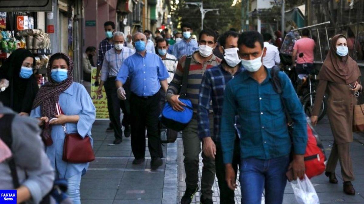 رکورد ابتلای روزانه به کرونا در ایران شکست