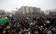 افزایش جریمه اعتراضات در روسیه