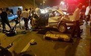 تصادف محور شیراز- اصفهان یک کشته و ۱۷ مصدوم برجای گذاشت