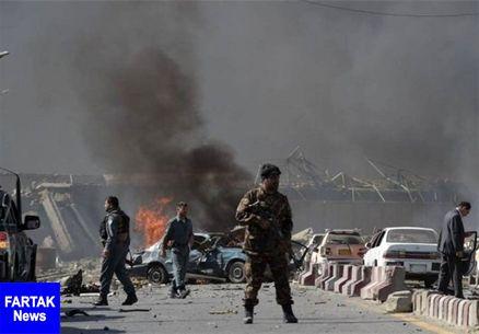 دستکم ۱۲ کشته و ۸۰ زخمی در حمله به قرارگاه مرکزی پلیس قندهار