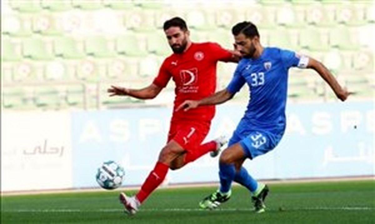 تقابل دو لژیونر ایرانی در آخرین بازی هفته