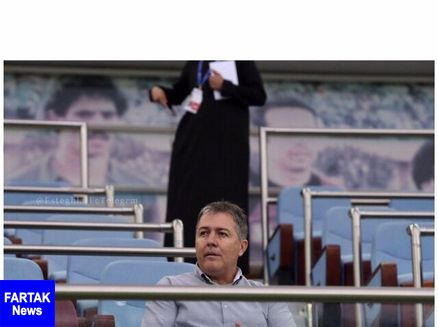 اسکوچیچ؛ تماشاگر ویژه بازی پرسپولیس