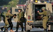 یورش مجدد نظامیان رژیم صهیونیستی به برخی مناطق کرانه باختری