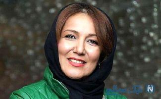 اشکهای پانته آ بهرام به خاطر مرگ علی سلیمانی