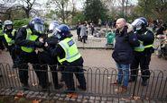 ۱۵۵ معترض به قرنطینه بازداشت شدند