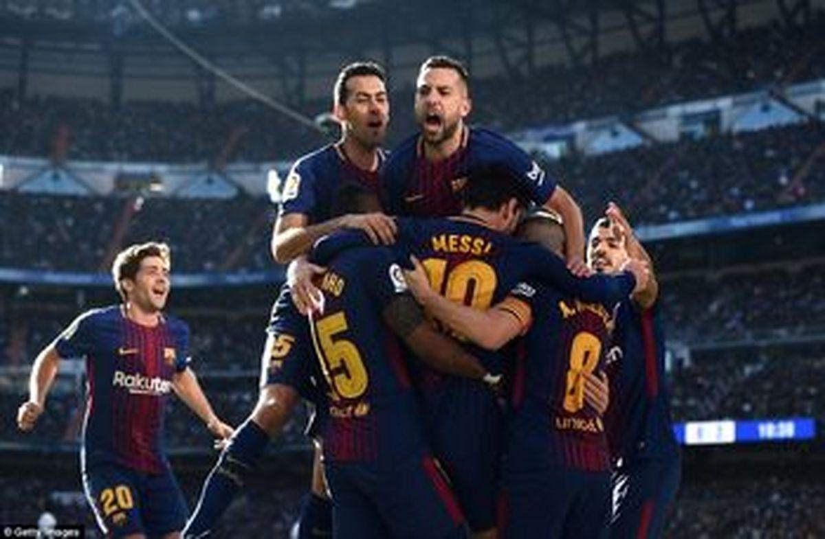 بازیکنان بارسلونا باید تست کرونا بدهند