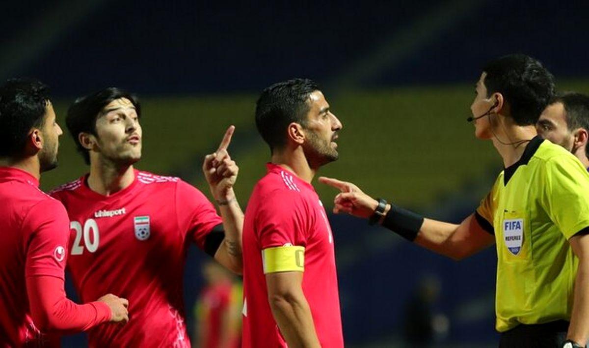 چرا تیم ملی به ترکیه رفت؟چرا جلوی ضرر را نگرفت؟