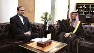 دیدار سفیر ایران با رئیس مجلس کویت