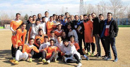 یاغی بزرگ فوتبال ایران، سورپرایز شد