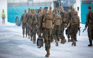 شمار تفنگداران دریایی آمریکا در نروژ افزایش می یابد