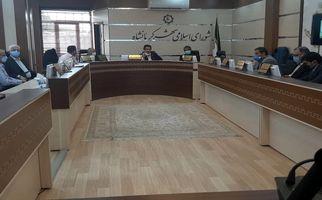 اختلاف در جلسه شورای شهر کرمانشاه برسر استیضاح شهردار