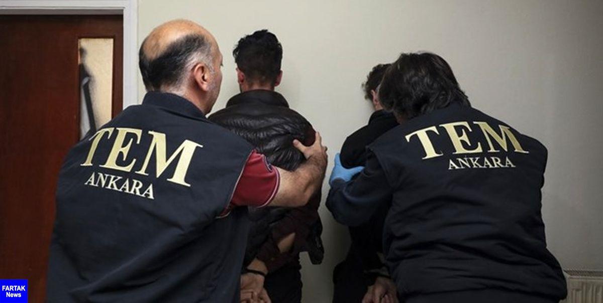 بازداشت یک سرکرده «پ.ک.ک» در عملیات اطلاعاتی ترکیه در سنجار عراق