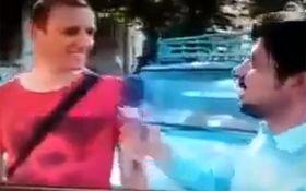 گزارشگری که خیابانی را هم روسفید کرد!+فیلم