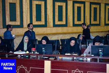 نشست خبری استاندار در مورد دستاوردهای چهلمین سالگرد انقلاب