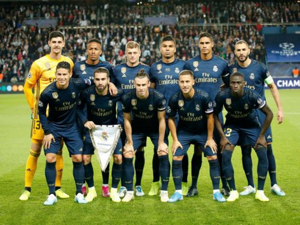بازسازی ورزشگاه اختصاصی رئال مادرید + عکس