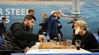 ثبت اولین پیروزی مقصودلو در رقابتهای شطرنج تاتا استیل ۲۰۱۹