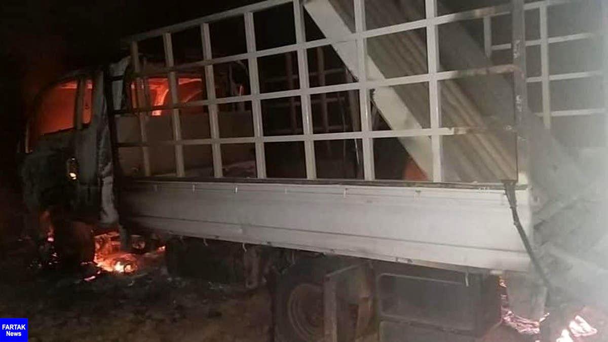 واکنش آمریکا به حمله موشکی فرودگاه اربیل