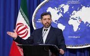 واکنش سخنگوی وزارت امور خارجه به اظهارات وزیر خارجه انگلیس: شعار، پاسخ احکام قانونی دادگاه نیست