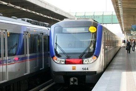 توضیحات مترو در مورد حادثه ریزش و آوار در خط هفت مترو