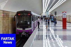 عبور خط ۱۰ مترو تهران از نمایشگاه بینالمللی