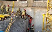 سقوط مرگبار کارگر 35 ساله از جرثقیل / در داراب رخ داد