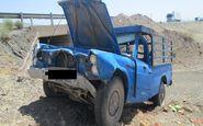 تصادف خونین در جاده اهر- مشگینشهر با ۴ کشته و ۳ زخمی