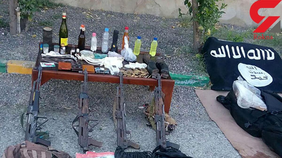 دستگیری 5 داعشی در بندر جاسک