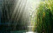 احتمال رگبار باران در تهران و برخی استانها / استقرار هوای گرم در نوار شمالی کشور تا دوشنبه