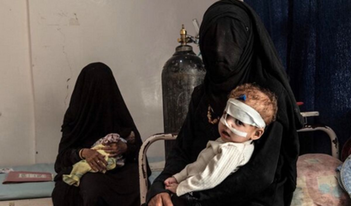 بررسی تأثیرات وحشیانه جنگ مدرن بر زنان و کودکان