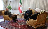 روحانی: تلاش دولت تداوم آرامش در بخش اقتصادی است