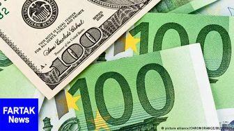 مردم ترکیه دلارهای آمریکایی را به آتش کشیدند