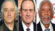 سه بازیگر برنده اسکار در یک فیلم