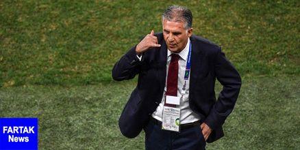 واکنش رسانه های اروپایی به شکایت کیروش از فدراسیون فوتبال ایران